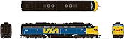 Rapido 28546 HO - EMD E8A (DC/DCC/Sound): VIA Rail Canada #1899