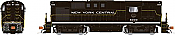 Rapido 31575 HO - Alco RS-11, 2nd Run - Diesel Locomotive - DCC & Sound - New York Central - Capital Scheme #8008
