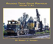 Morning Sun Books 7545 - Railroad Truck Color Portfolio Volume 1: A-I (Softcover)