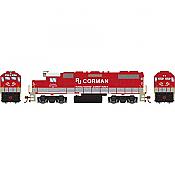 Athearn Roundhouse 16343 HO GP38-2 DCC Equipped RJ Corman #7908