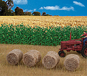 Walthers 4157 HO SceneMaster  - Round Hay Bales - 20 pcs.