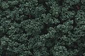 Woodland Scenics 147 Bushes Clump-Foliage 18 cu.in Dark Green