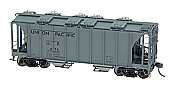 Intermountain 48680-12 HO - 1958 CU FT 2-Bay Covered Hopper - Closed Sides - Union Pacific #497