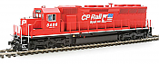 WalthersProto 41070 HO EMD SD45 - SoundTraxx(R) Tsunami(R) Sound & DCC Canadian Pacific CP Rail #5496