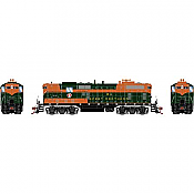 Athearn Genesis G82253 - HO GP7 - DCC Ready - Great Northern #611