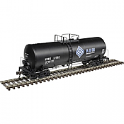 Atlas 20004986 - HO Scale 17,600 Gallon Tank Car - ADM (Molecule) #17444