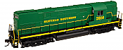 Atlas Model Railroad Master Silver Diesel C420 Phase I - DCC Ready -  Buffalo Southern #2010