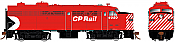 Rapido 21562 HO - DC/DCC/Sound - MLW FA-2 Canadian Pacific (Multimark) #4093 - Pre-order