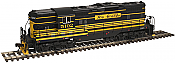 Atlas 10 002 006 HO Master Line GP-7  DCC Ready - Rio Grande 5102
