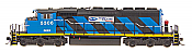Intermountain Railway 49309S-02 HO EMD / GMDD SD40-2W, Diesel Electric Services DESX 5309 ESU DCC & Sound