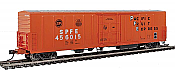 Walthers Mainline 3942 - HO 57ft Mechanical Reefer - Southern Pacific Fruit Express #456498