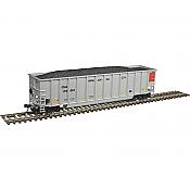 Atlas Trainman 20005714 HO - Aluminum Gondola - CN (.CA Scheme) #193081