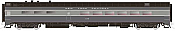 Rapido Trains 124040 HO Scale Pullman-Standard Lightweight Diner New York Central #440 Pre Order