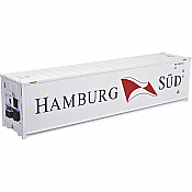 Atlas 20005959 HO - 40Ft Refrigerated Container [3-Pack] Hamburg Sud Set #1