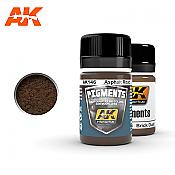 AK Interactive 146 Asphalt Road Dirt Pigment 35ml