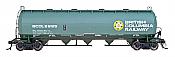 Intermountain Railway 48902-12 HO Procor Pressure Flow Hoppers British Columbia Railway #2229