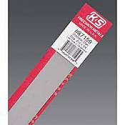 K&S Engineering 87159 All Scale - 0.018 inch Thick Stainless Steel Flat Strip - 3/4inch x 12inch