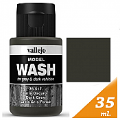 Vallejo 76.517 Model Wash for Grey Vehicles