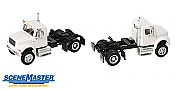 Walthers SceneMaster International 4900 Single-Axle Semi Tractor - Assembled