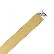 K&S Engineering 8244 All Scale - Brass Strip - 12inch x 2 inch x .032inch