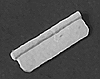 Detail Associates 1302 HO Scale - Plastic Sunshades - Diesel F & E Units - pkg(4)