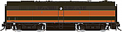 Rapido 22525 HO - DC/DCC/Sound - Alco FPB-2 Great Northern (Empire Builder) #279-B - Pre-order