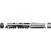 Athearn 25744 - N 4-6-6-4 Steam Challenger - DCC & Sound - Union Pacific (TTG) #3976