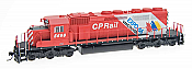 Intermountain Railway Diesel EMD SD40-2 DCC & Sound Canadian Pacific - Expo 86 #5698