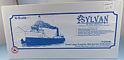 Sylvan Scale Models N 2050M Great Lakes Freighter Mid Section