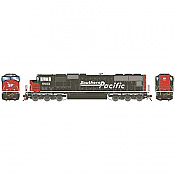 Athearn 70624 HO SD70 DCC & Sound Southern Pacific #9820