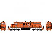 Athearn RTR 88649 - HO SD38 - DCC Ready - DT&I #254