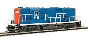 Walthers Mainline 10465 - HO EMD GP9 Phase 2 w/High Hood - Standard DC - GTW #4449