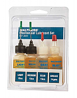Walthers Tools & Screws 3000 - Walthers Lubricant Set (4pcs)