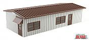 BLMA Models 4300 HO Yard Office - Assembled