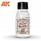 AK Interactive 582 Decal Adapter Solution 100ml