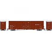 Athearn 75131 HO Scale - RTR 60Ft Gunderson DD HC Box, BNSF/Wedge #761228