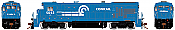 Rapido 18512 HO GE B36-7 Conrail 5025 (with ditch Lights)  DCC & Sound