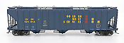 Intermountain 472291-06 HO Scale - 4785 PS2-CD Covered Hopper - H-100-21 Version - Golden West Service - GVSR #521017