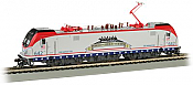 Bachmann 67403 HO - Siemens ACS-64 - DCC & Sound - Amtrak/Salutes Our Veterans #642