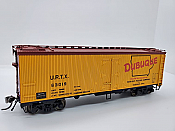 Rapido Trains 121053-3 - HO 37ft General American Meat Reefer - Dubuque (Large Logo) #63027