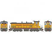 Athearn Genesis G74525 - HO MP15AC - DCC Ready - Union Pacific (Yard) #1420