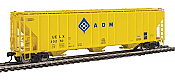 Walthers Proto 106153 - HO 55Ft Evans 4780 Covered Hopper - ADM (UELX) #30250