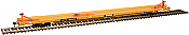 Atlas 20 004 105  HO Master  89 Ft  F89-J Flat Car - Triple Hitches - RTTX  #601067 (TTX Large Logo)