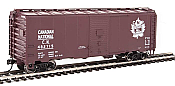 Walthers Mainline 1334 - HO AAR 1944 Boxcar - Canadian National (Serves All Canada) #482715