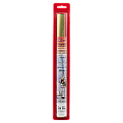 K&S Engineering 6005 All Scale - Brass Rolled Foil - 0.002 Thick x 12 inch Wide x 30 inch Long