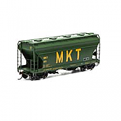 Athearn RTR 93992 - HO ACF 2970 Covered Hopper - MKT (3pk)