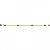 Athearn 15536 - HO RTR 57Ft Trinity Spine Car - 3 Car Set - TTRX/Faded #361113