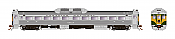 Rapido Trains 16709 - HO Budd RDC-1 - PH1b - DCC/Sound - Canadian National #D100