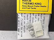 A-Line 50136 HO - Thermo King Reefer Unit - Old Style