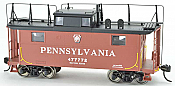Bowser 42569 - HO N5 Caboose - Pennsylvania/PRR #477800